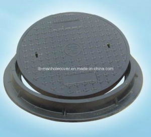 En124 D400 Clear Opening 700mm Composite Manhole Cover