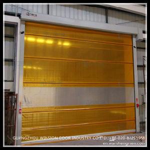 Electric Plastic High Speed Door