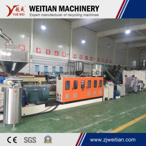 Waste PP PE BOPP Film Plastic Machines Granulator pictures & photos