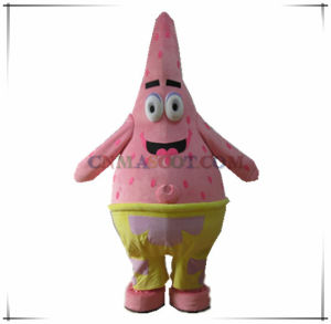 Patrick Star Mascot Cartoon Character Costume Good Price pictures & photos