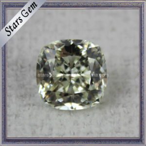 Cushion Cut Loose Zirconia Stone pictures & photos