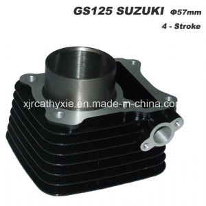 High Quality Motorcycle Cylinder, Motorcycle Parts (SUZUKI GS125)