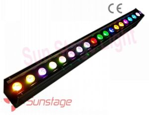 RGBW 4in1 Quad Outdoor LED Pixel Bar Artnet Individual Control