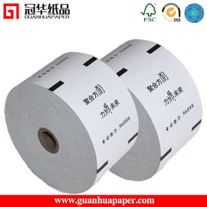 ATM Roll Thermal Paper 80mm Width pictures & photos