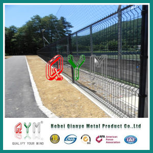 Wire Mesh Fence /Hot-DIP Galvanized /Good Quality /10years Quaity Warranty pictures & photos