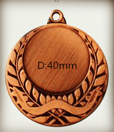 Delicate Sports Medals for Compaign (JPT-403)