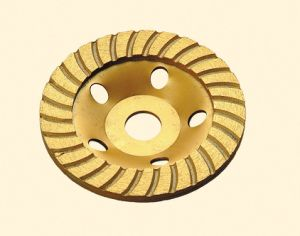 Diamond Turbo Wave Grinding Wheel pictures & photos