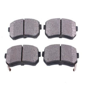 Good Quality Auto Car Steel Backing Brake Pad for Toyota Lexus 04465-60020 pictures & photos