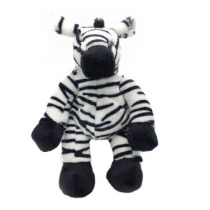 Custom Made Super Soft Stuffed Toy Plush Zebra pictures & photos