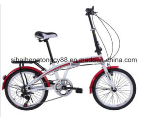 "20"" New Model Popular Cheap Folding Bike for Sale pictures & photos"