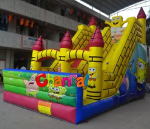 2014 New Slide Inflatable Castle Slide pictures & photos