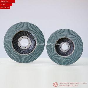 "MPa Certificate 5"" Vsm Zirconia Abrasive Flap Disc (Professional Manufacturer) pictures & photos"