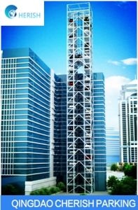 Tower Vertical Lifting Car Parking System pictures & photos