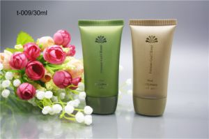 Hotel Use Cosmetic Tubes Shampoo Packaging/Round Cosmetic Tubes Packaging/Amenities Set Tube 9 pictures & photos