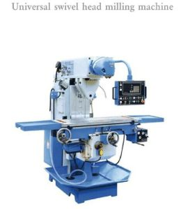 Universal Swivel Head Milling Machine (X6436/XQ6232)