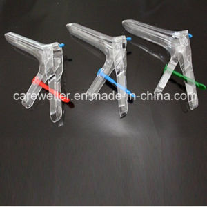 Disposable LED Lighting Vaginal Speculum for Gynecology Use pictures & photos