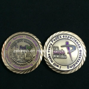 Company Customized Metal Coins for Souvenir pictures & photos