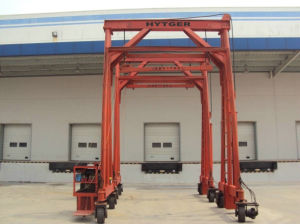 30-40 Ton Container Crane pictures & photos
