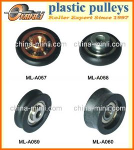 Nylon Pulley and Roller for Door and Window pictures & photos