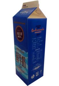 950ml Fresh Milk/Juice/Cream/Wine/Yoghurt/Water Gable Top Box/Carton pictures & photos