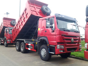 Chinese Cheap HOWO 6X4 Dump Truck for Sale pictures & photos