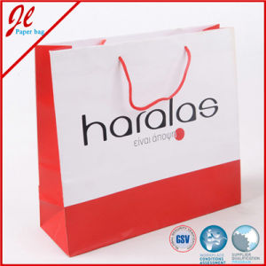 China Custom Paper Bag Shopping Bag with Custom Logo pictures & photos