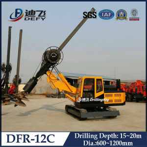 High Efficient Pile Drilling Machine pictures & photos