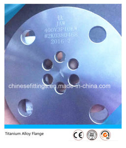 B381 Titanium Alloy Plff Plate Flat Flange pictures & photos