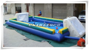 High Quality Inflatable Football Court Football Playground pictures & photos