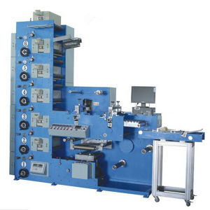 High Quality Label Printing Machine pictures & photos