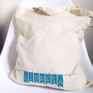 Without Dyed Cotton Shoulder Bag pictures & photos