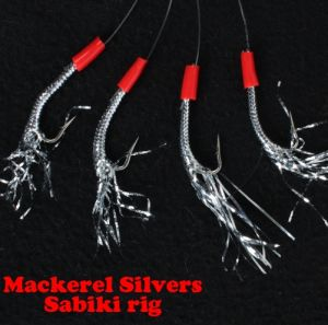 Mackerel Silvers Saboki Rig Fishing Lure pictures & photos