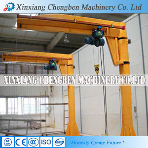 High Quality Traveling 500kg Small Jib Crane pictures & photos