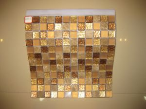 Glass Mosaic for Swimming Pool Bathroom Tiles pictures & photos