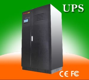 400VAC Three Phase Low Frequency 40kVA UPS pictures & photos