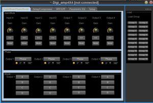 DSP-10kq 4channels Digital Karaoke Power Amplifier pictures & photos
