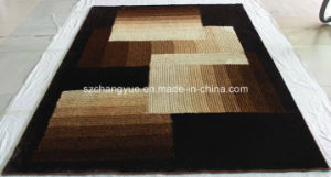 High Quality Polyester Modern Shaggy Rugs pictures & photos