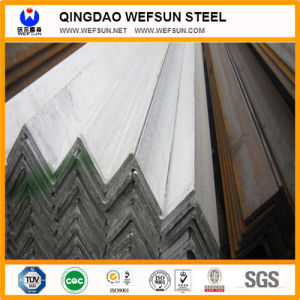 Galvanized Ms Steel Angle Bar pictures & photos
