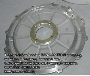 304 Stainless Steel Casting Parts Pump Body Casting pictures & photos