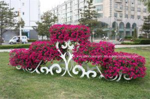 Flower Shelf for Flower Beds Landscape