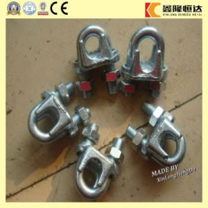 Small Metal DIN741 Wire Rope Clips pictures & photos