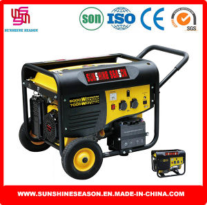 6kw Sp Type Gasoline Generators for Home & Outdoor Power Use (SP15000E2) pictures & photos