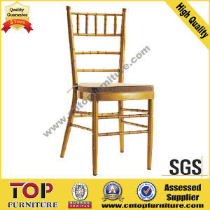 Banquet Stackable Chiavari Chair with Removable Cushion pictures & photos