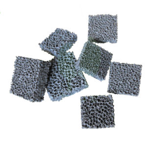 Sic Silicon Carbide Ceramic Foam Filters for Foundry pictures & photos