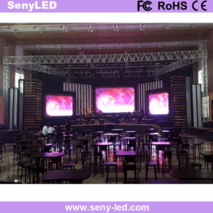 P3 HD Video Panel Indoor Advertising LED Display Screen (Panel size 576mm X 576mm) pictures & photos