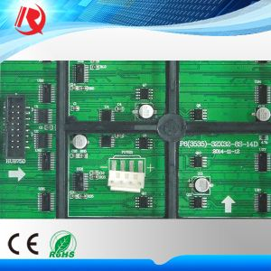 RGB Outdoor LED Sign/LED Screen/LED Display Panel P6 SMD Screen/Module pictures & photos
