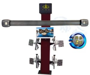 Heavy Duty 3D Four Wheel Positioning Instrument pictures & photos