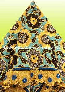 African Voile Lace Fabric SL0062