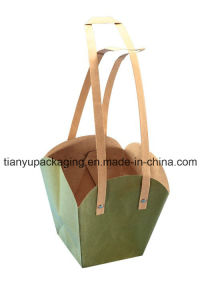 Waterproof Kraft Paper Bag Gift Bag pictures & photos