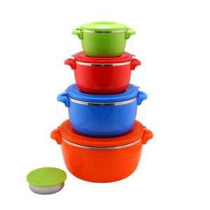 2015 New Design Plastic Food Warmer Container pictures & photos